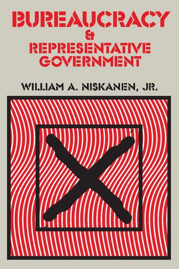 Bureaucracy and Representative Government book cover