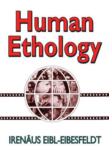 Human Ethology book cover