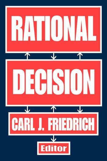 Rational Decision book cover