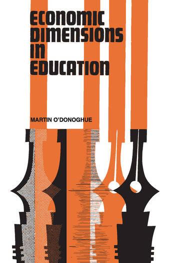 Economic Dimensions in Education book cover