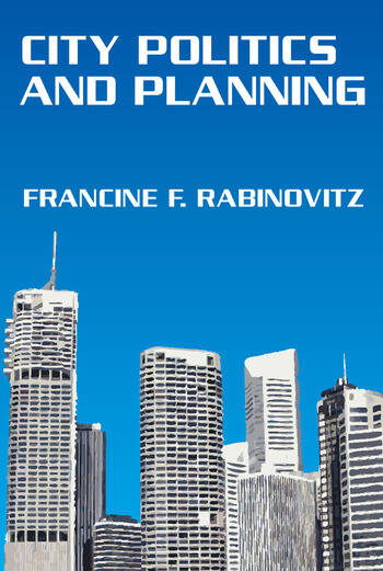 City Politics and Planning book cover