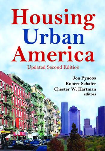 Housing Urban America book cover