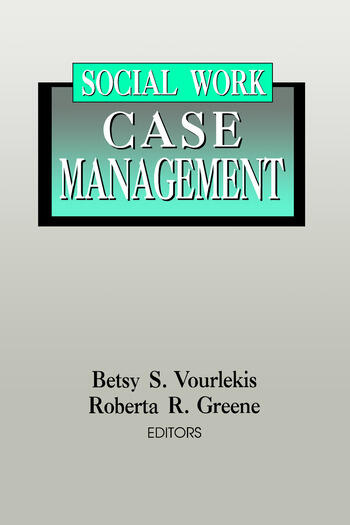 Social Work Case Management book cover