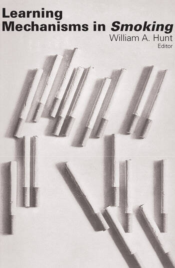 Learning Mechanisms in Smoking book cover