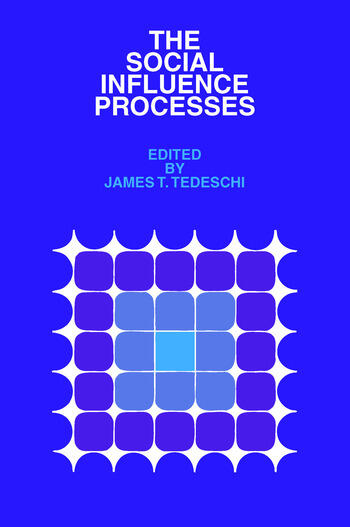 The Social Influence Processes book cover
