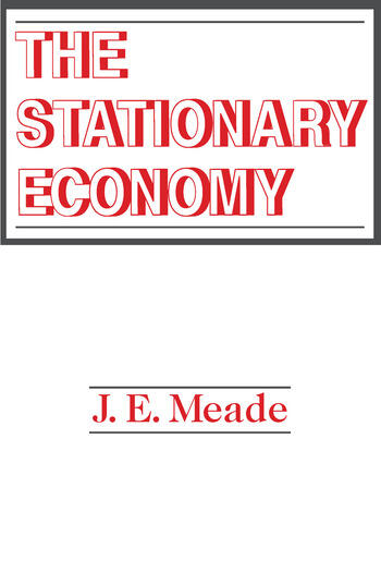 The Stationary Economy book cover