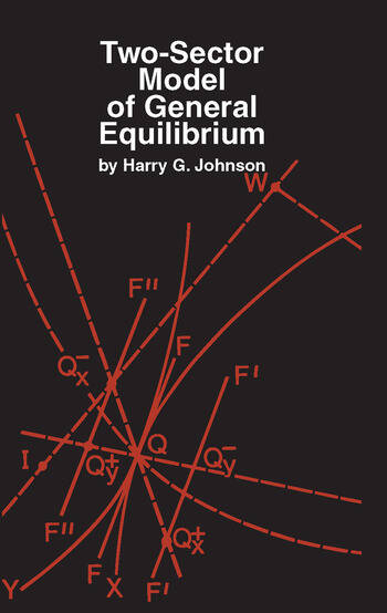 Two-Sector Model of General Equilibrium book cover
