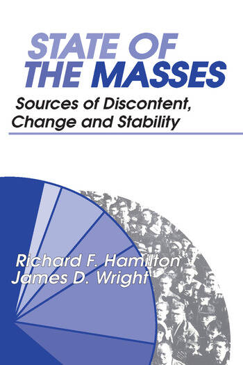 State of the Masses Sources of Discontent, Change and Stability book cover
