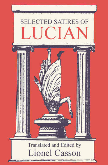 Selected Satires of Lucian book cover