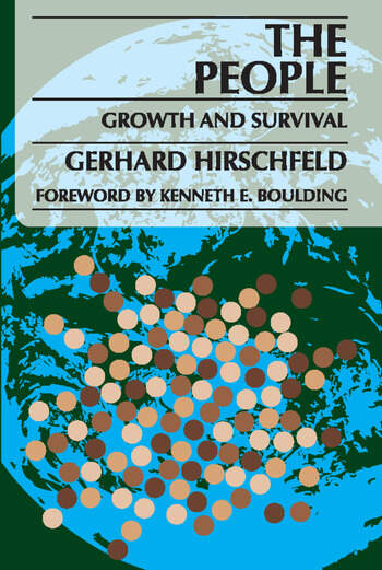 The People Growth and Survival book cover