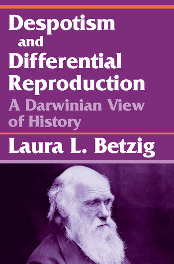 Despotism, Social Evolution, and Differential Reproduction book cover
