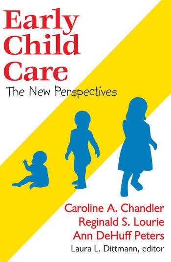 Early Child Care The New Perspectives book cover