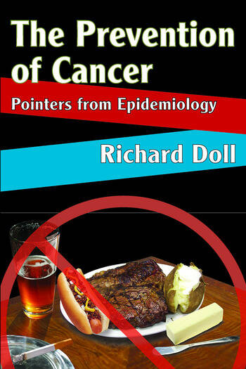 The Prevention of Cancer Pointers from Epidemiology book cover