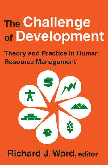 The Challenge of Development Theory and Practice in Human Resource Management book cover