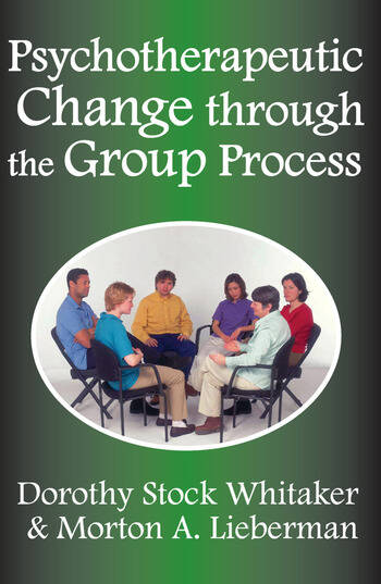 Psychotherapeutic Change Through the Group Process book cover