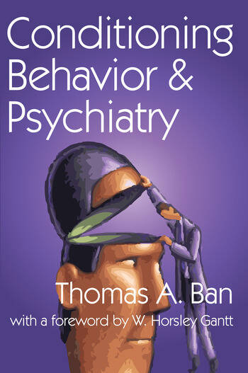 Conditioning Behavior and Psychiatry book cover
