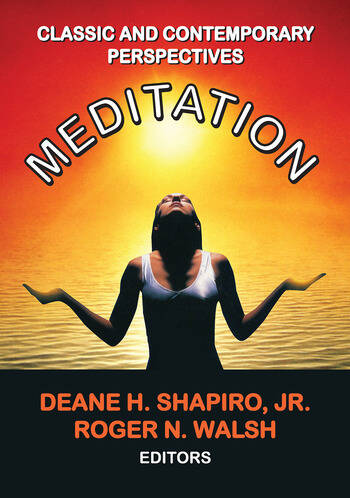 Meditation Classic and Contemporary Perspectives book cover