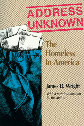 Address Unknown The Homeless in America book cover