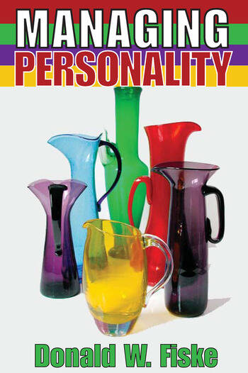 Managing Personality book cover
