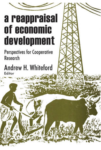A Reappraisal of Economic Development Perspectives for Cooperative Research book cover