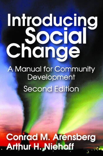 Introducing Social Change A Manual for Community Development book cover