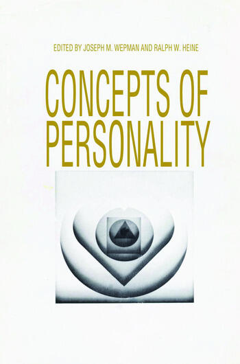 Concepts of Personality book cover