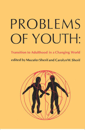 Problems of Youth Transition to Adulthood in a Changing World book cover