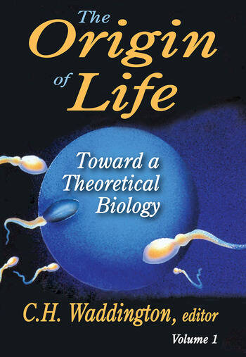 The Origin of Life book cover