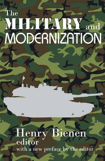 The Military and Modernization book cover