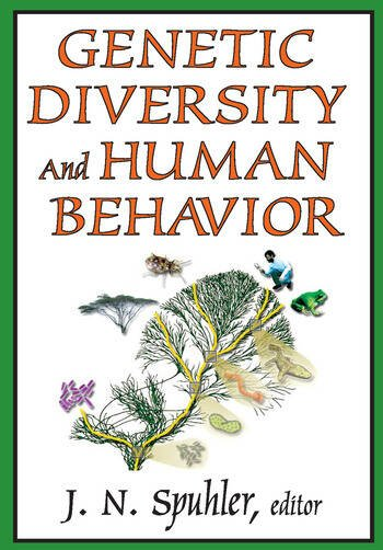 Genetic Diversity and Human Behavior book cover