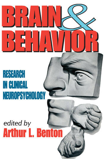 Brain and Behavior Research in Clinical Neuropsychology book cover