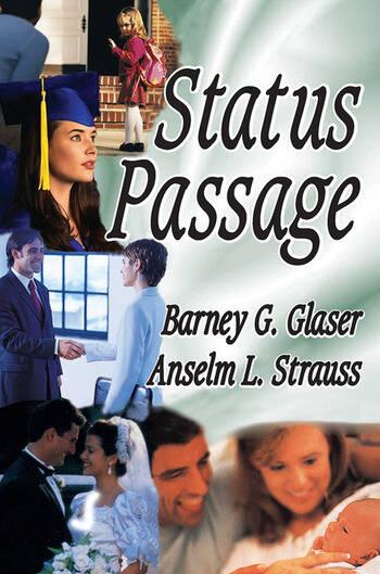 Status Passage book cover