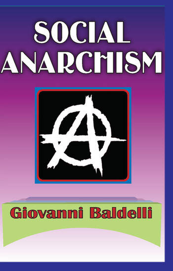 Social Anarchism book cover