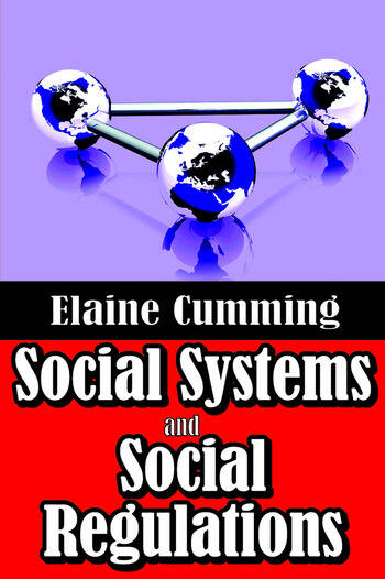 Social Systems and Social Regulations book cover
