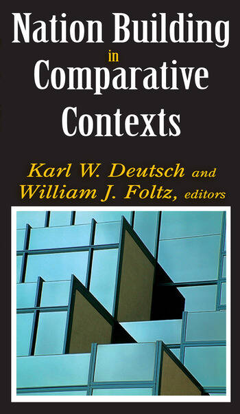 Nation Building in Comparative Contexts book cover