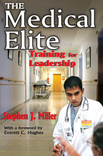 The Medical Elite Training for Leadership book cover