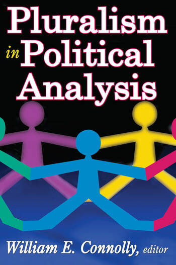 Pluralism in Political Analysis book cover