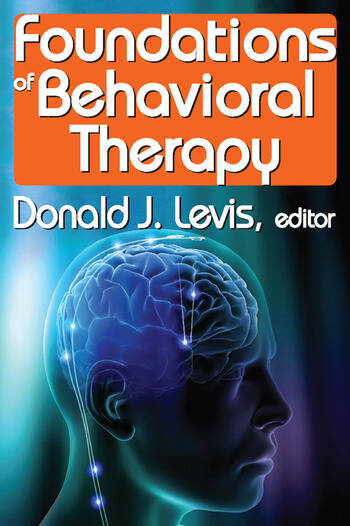 Foundations of Behavioral Therapy book cover