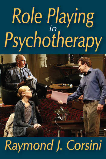 Role Playing in Psychotherapy book cover