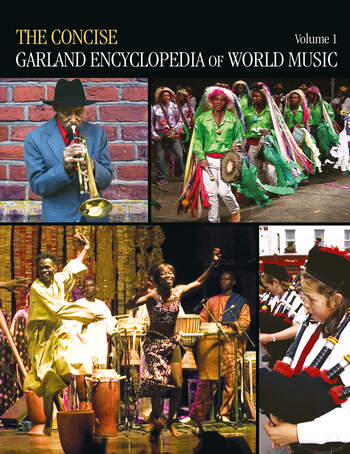 The Concise Garland Encyclopedia of World Music, Volume 1 book cover