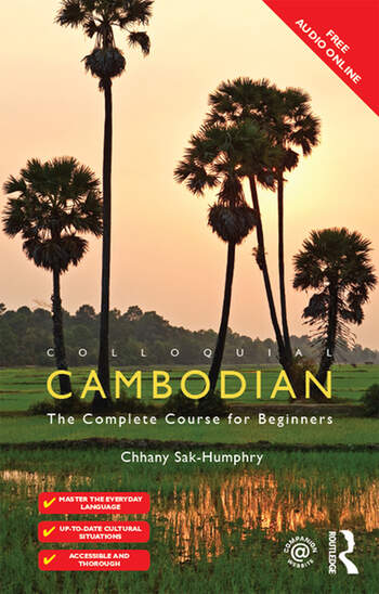 Colloquial Cambodian The Complete Course for Beginners (New Edition) book cover