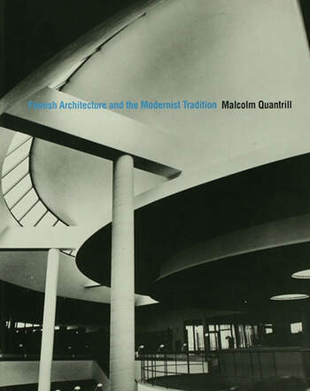 Finnish Architecture and the Modernist Tradition book cover