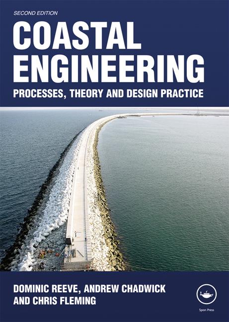 Coastal Engineering Processes, Theory and Design Practice book cover