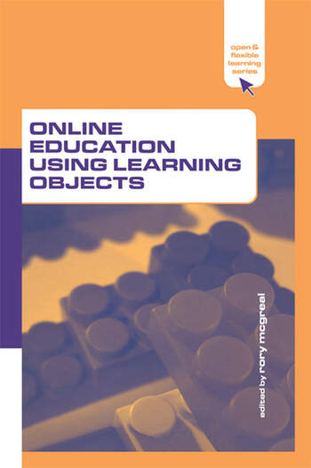 Online Education Using Learning Objects book cover