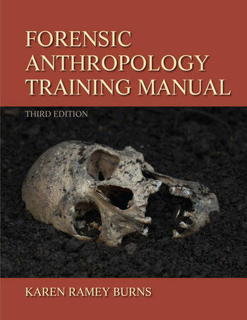 Forensic Anthropology Training Manual book cover