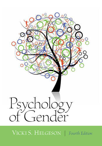 Psychology of Gender Fourth Edition book cover