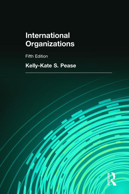 International Organizations CourseSmart eTextbook book cover