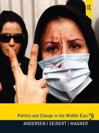 Politics and Change in the Middle East 10e book cover