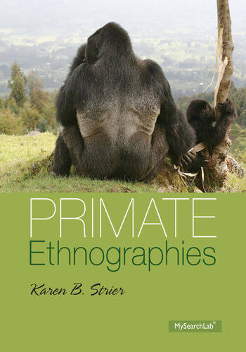 Primate Ethnographies book cover