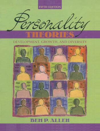 Personality Theories Development, Growth, and Diversity book cover